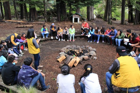 Campamento FOESC