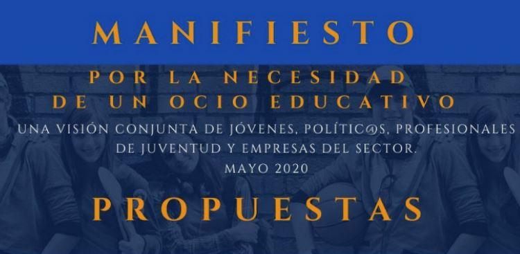 Manifiesto por la necesidad de un Ocio Educativo para el Verano 2020