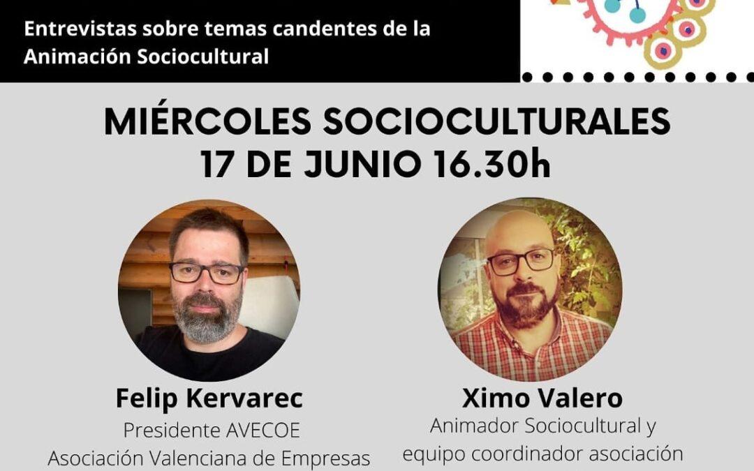 Entrevistas sobre temas candentes de la Animación Sociocultural